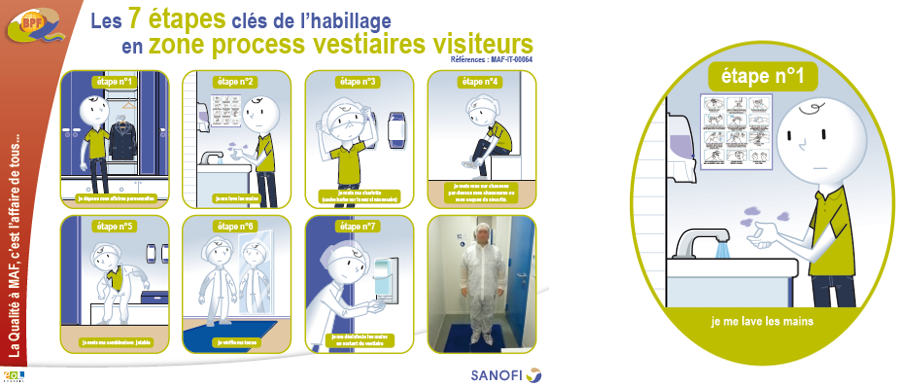 stickers sanofi